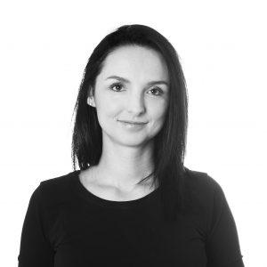 Anna Svensson VD/Ekonomiansvarig